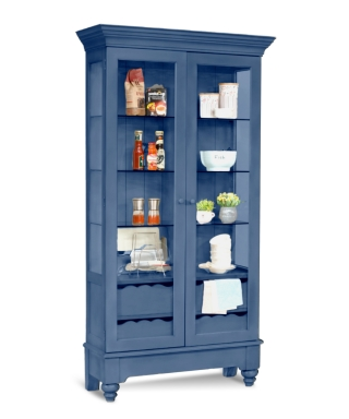 75065 SUMMERVILLE DISPLAY CABINET