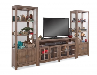70253 SAYBROOK - BUNCHING TV CABINET, & 70353 PIER CABINET