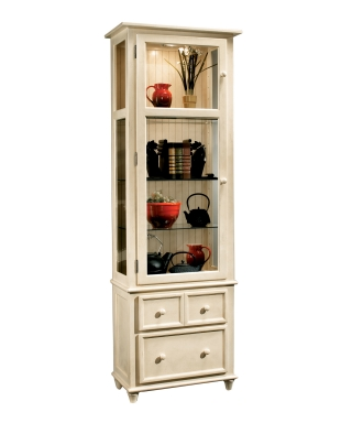 73258 VISTA DISPLAY CABINET