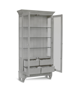 75061 SUMMERVILLE III DISPLAY CABINET