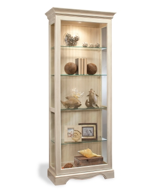 62258 AMBIENCE TWO-WAY SLIDING DOOR DISPLAY CABINET