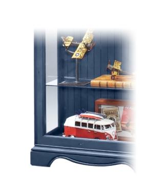 62265 AMBIENCE TWO-WAY SLIDING DOOR DISPLAY CABINET