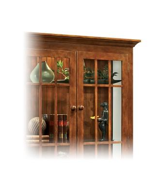 98862 MONTEREY TWO DOOR DISPLAY CONSOLE
