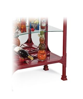 17803 Kildair II Beverage Cabinet
