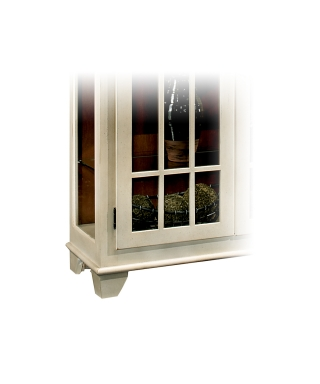 98858 MONTEREY TWO DOOR DISPLAY CONSOLE
