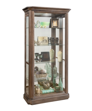 84653 TOWNSEND II COLLECTORS CABINET