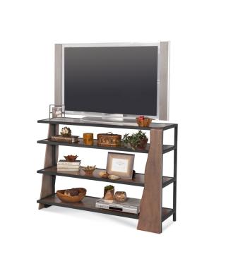 16362 Wildwood Live Edge Industrial TV Console