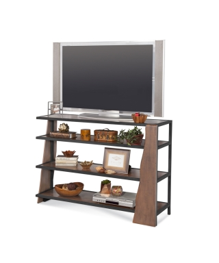 16362 Wildwood Live Edge Industrial TV Console
