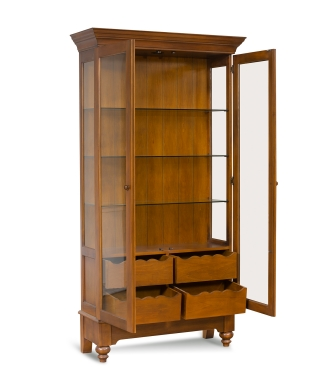 75062 SUMMERVILLE IV DISPLAY CABINET
