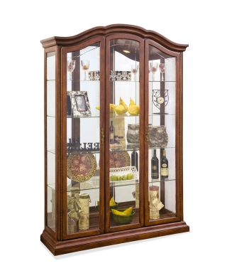 848 OXFORD COLLECTORS CURIO CABINET