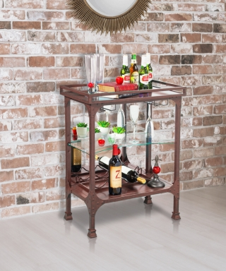 17801 Kildair I Beverage Cabinet