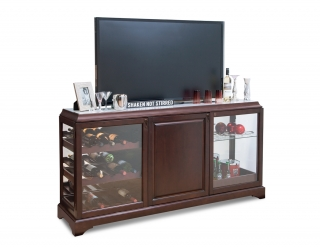 20639 LATITUDE III TV / BEVERAGE / DISPLAY CREDENZA